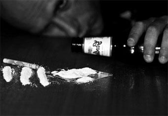 Вред наркомании